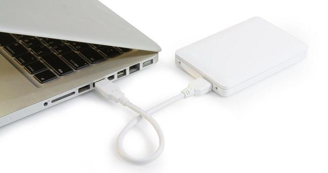 USB外付けHDD