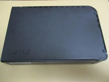 BUFFALO製HD-LB2.0U3