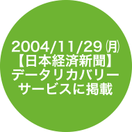 日本経済新聞社に掲載